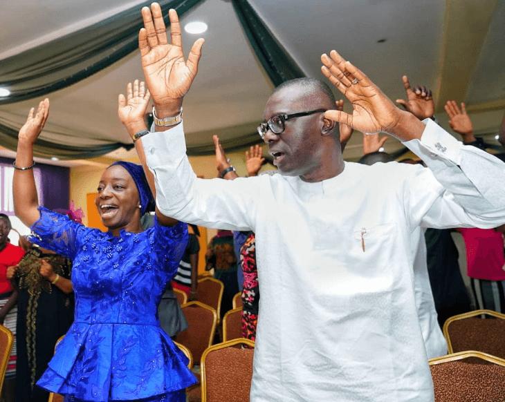 Babajide Sanwo Olu Governor Elect for Lagos State