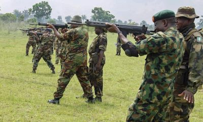 Nigerian Army kill ballat box snatcher